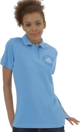 Werbeartikel Slazenger Ladies Poloshirt Piqué