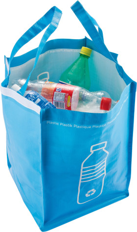 Werbeartikel Taschen zur Abfalltrennung