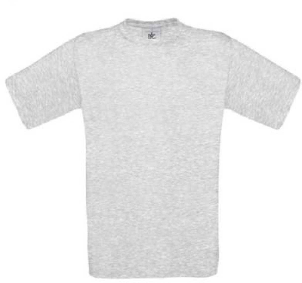 b c t shirt exact 190 mit logo bedruckt vh werbeartikel. Black Bedroom Furniture Sets. Home Design Ideas