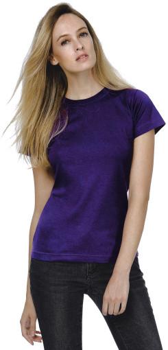 Werbeartikel B&C T-Shirt Exact 190 / Women