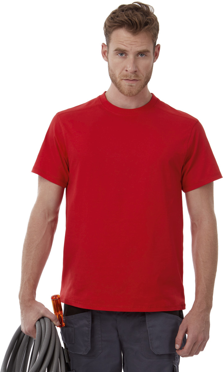 b c perfect pro t shirt mit logo bedruckt vh werbeartikel. Black Bedroom Furniture Sets. Home Design Ideas