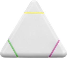 Werbeartikel Textmarker Dreieck
