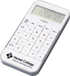 Werbeartikel Taschenrechner Telefon