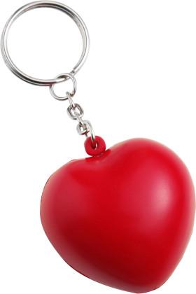 Werbeartikel Schlüsselanhänger Love Heart