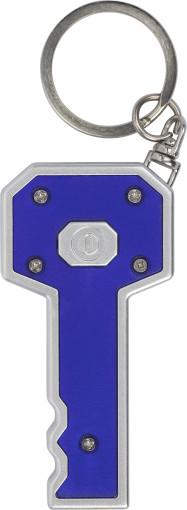 Werbeartikel Schlüsselanhänger Key mit Lämpchen