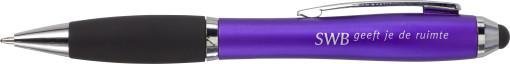 Werbeartikel Kugelschreiber Sense bedrucken