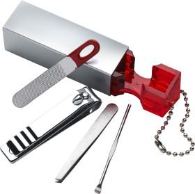 Werbeartikel Schlüsselanhänger Maniküre