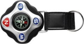 Werbeartikel Schlüsselanhänger/Kompass Akira