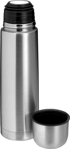 Werbeartikel Thermosflasche aus Edelstahl