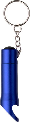 Werbeartikel Schlüsselanhänger/Taschenlampe Trio