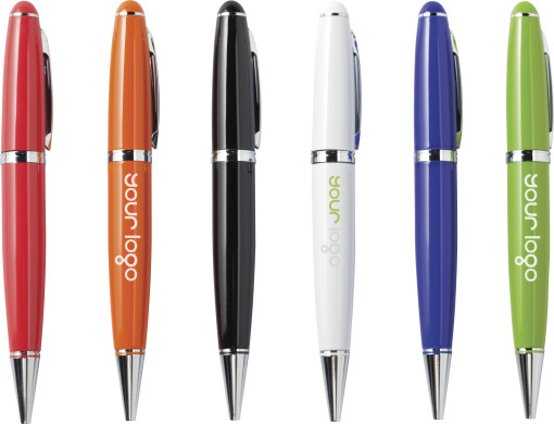 Werbeartikel USB Kugelschreiber