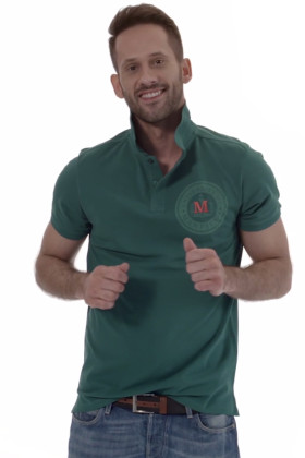 Werbeartikel Elevate Calgary Herren-Poloshirt