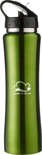 Werbeartikel Trinkflasche aus Edelstahl