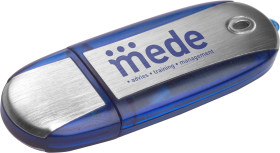 Werbeartikel USB-Stick Two Tone
