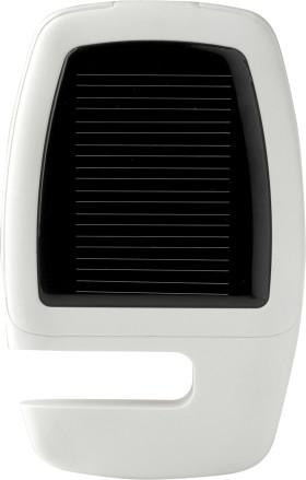 Werbeartikel Solar-Ladegerät & Ständer Tab